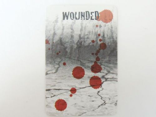 AN:  Wound Card